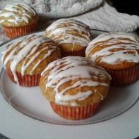 Carrot Cake Orange Muffins