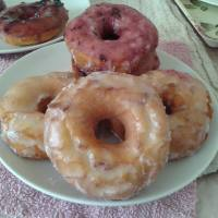 Old Fashioned Cakey Sour Cream Donuts