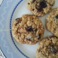 Oatmeal Lover's Raisin Cookies